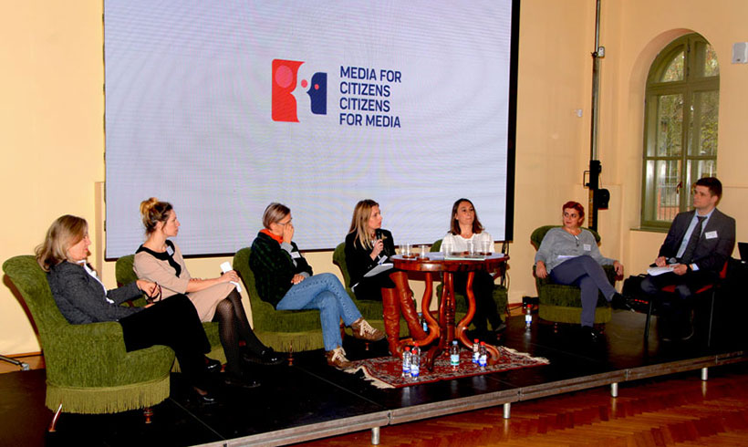 Одржана конференција за медиумска писменост на Западен Балкан
