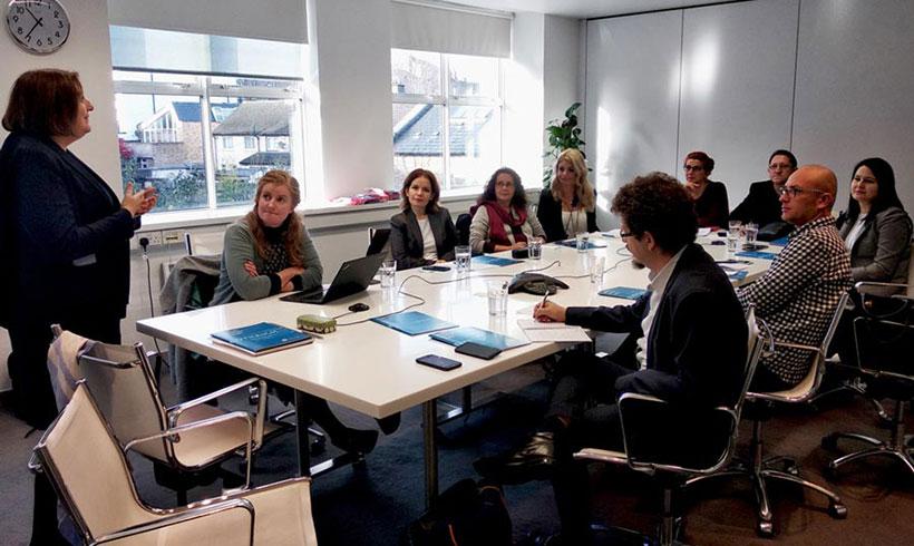 Студиска посета за градење капацитетите на Мрежата за медиумска писменост на Македонија