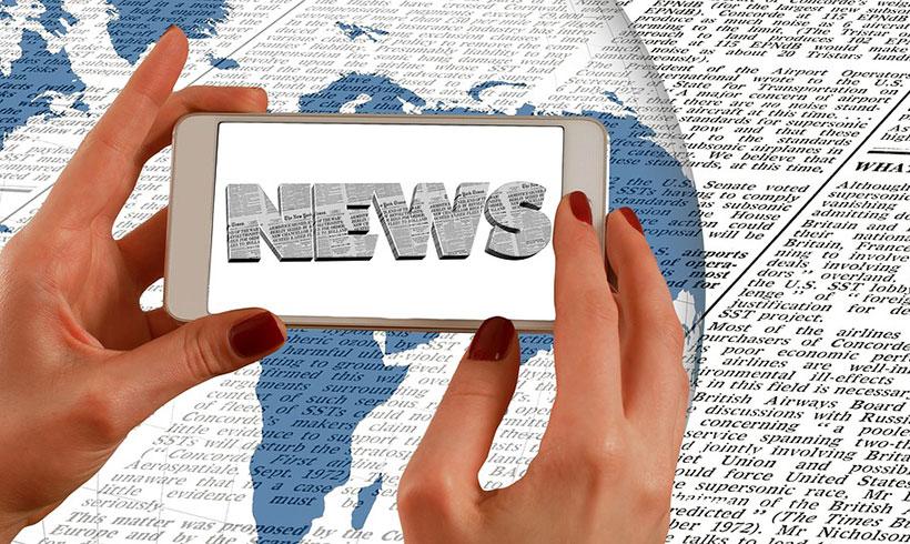 Падот, подемот, и падот на довербата во медиумите