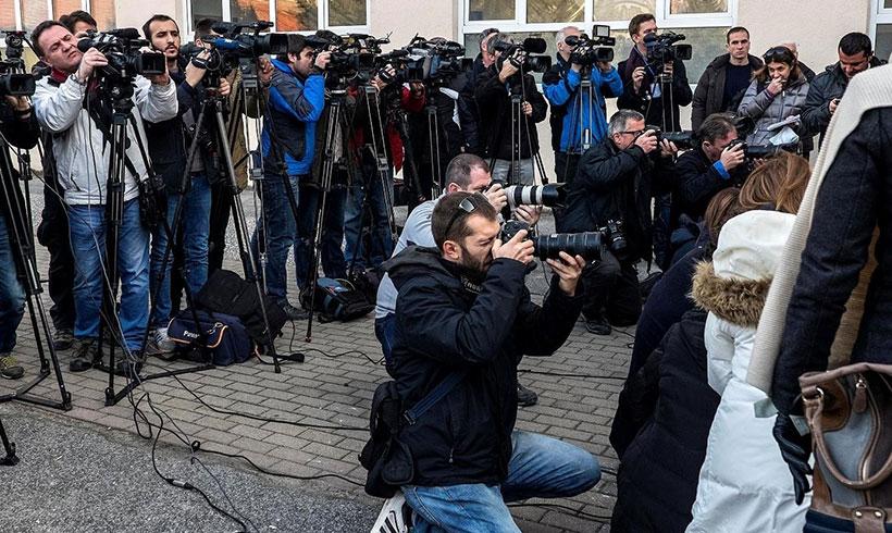 Ќе го чуе ли Обвиниелството новинарскиот крик против насилниците?