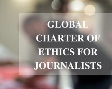 Глобална повелба за етика за новинари
