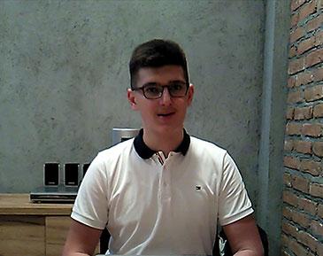 Мојот онлајн живот: Лука Павичевиќ