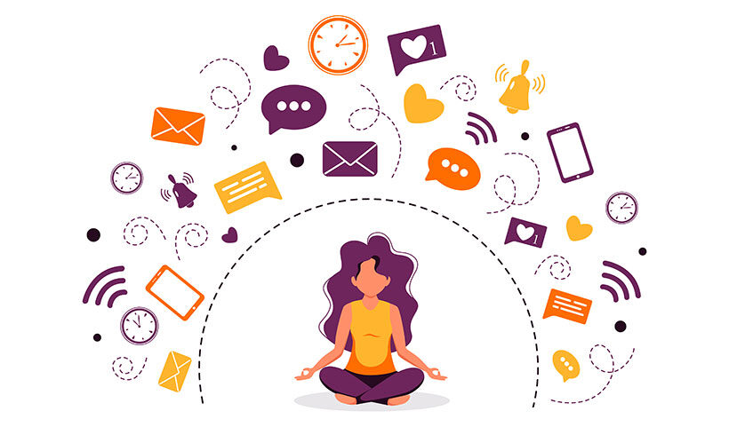 Дигиталната детоксикација треба да ни биде месечен ритуал